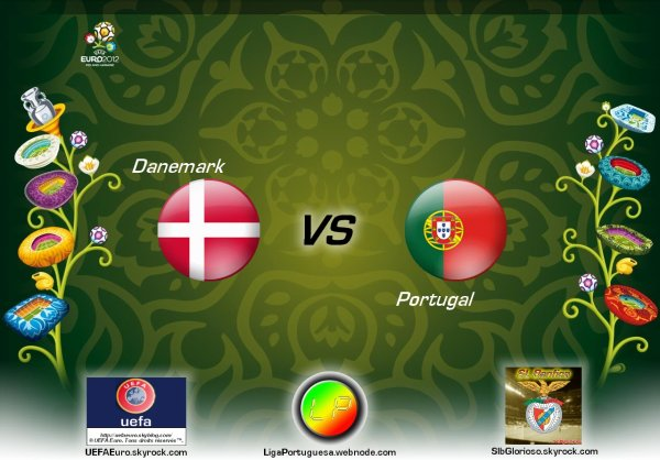 UEFA Euro 2012 • Dinamarca 2-3 Portugal UEFA Euro 2012 • Danemark 2-3 Portugal