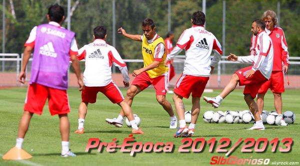 Pré-Época do SL Benfica 2012/13 Pré-Saison de SL Benfica 2012/13