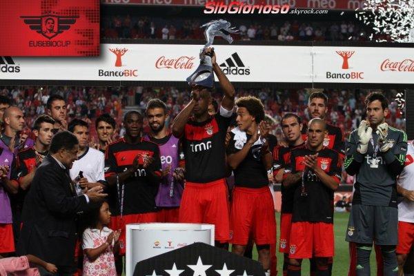 Eusébio Cup 2012