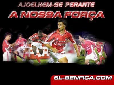 Boas-vindas a este blog do SL Benfica Bienvenue dans ce blog du SL Benfica