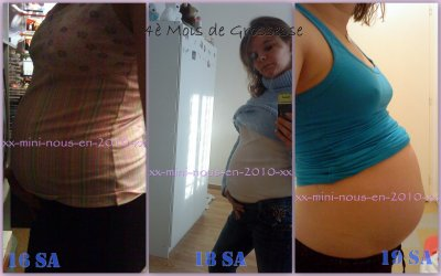 4 me mois de grossesse ces 7 mois 3 semaines 1 jour o toi et moi ne. Black Bedroom Furniture Sets. Home Design Ideas