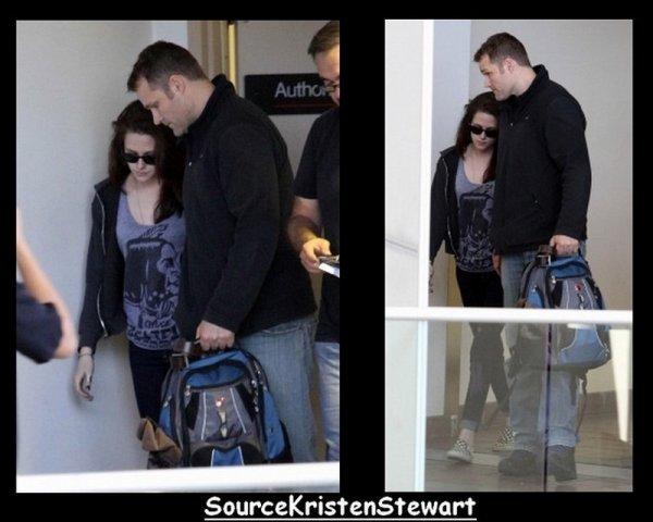 07/06/11 : Kristen à l'aéroport de Los Angeles & à son arrivé à Londres. Elle était aussi présent aux Woman Of The Year .