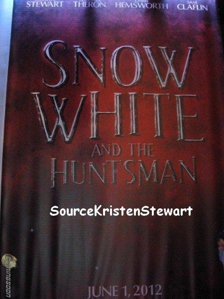 Kristen dans Blanche Neige .