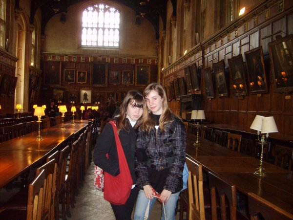 Oxford university 7 salle manger d 39 harry potter x for Salle a manger harry potter