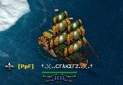 """Bienvenue sur mon """"Fan Blog"""" seafight"""