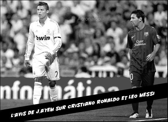 Jordan Ayew préfère Cristiano Ronaldo , a Leo Messi