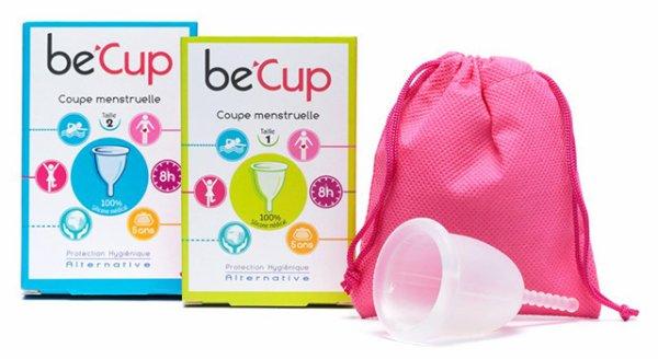 Test de cup menstruelle