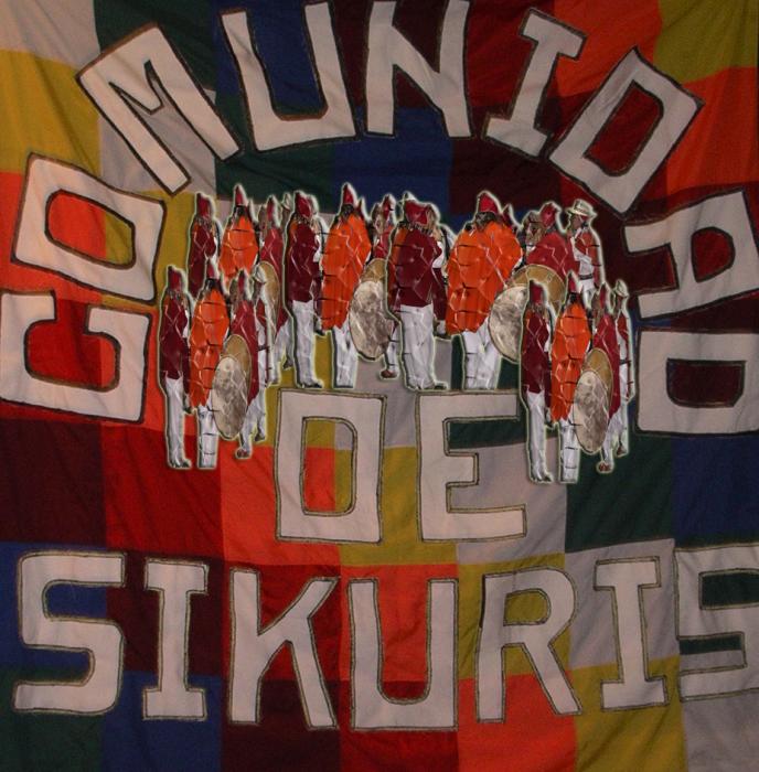 COMUNIDAD DE SIKURIS