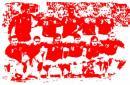 Photo de foot-en-rouge-et-blanc
