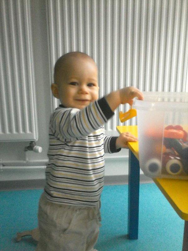 mon petit fils Nathan