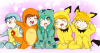 Vocaloid pokémon