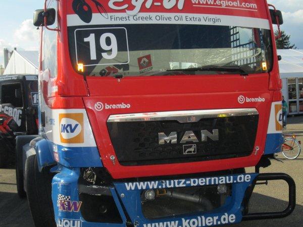 Course de camions à Zolder !
