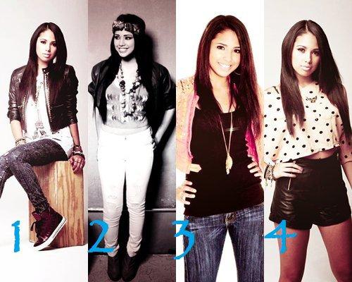 Quelle tenue préféré(e) vous ?