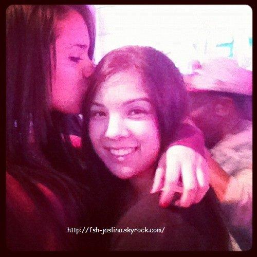 Jasmine et sa cousine !!