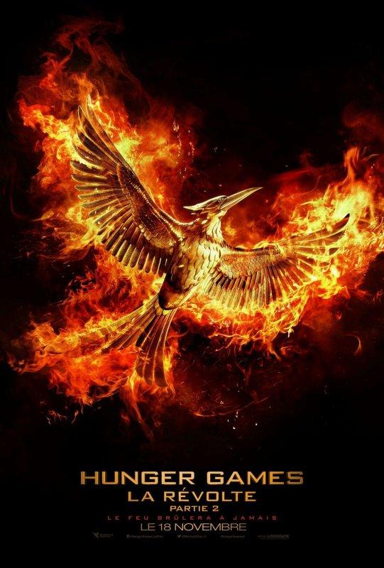 Affiche du film Hunger Games la Révolte part.2