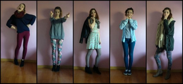 Lookbook Novembre!