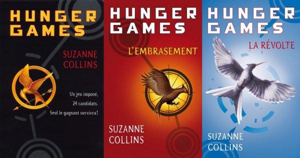 """Chapitre 43 : Hunger Games• 3 volumes ( terminée )  • """" Je voudrais trouver quelque chose ici même, maintenant, pour défier le Capitole, le faire se sentir coupable, lui montrer que, quoi qu'il nous fasse ou nous oblige à faire, il reste en chacun de nous une part qui lui échappe."""""""