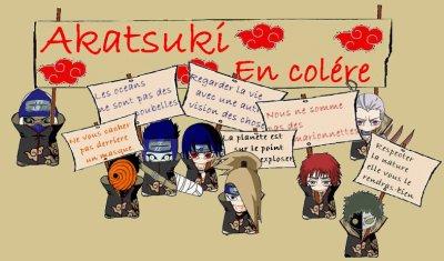 ♥   Akatsuki   - délire ♥