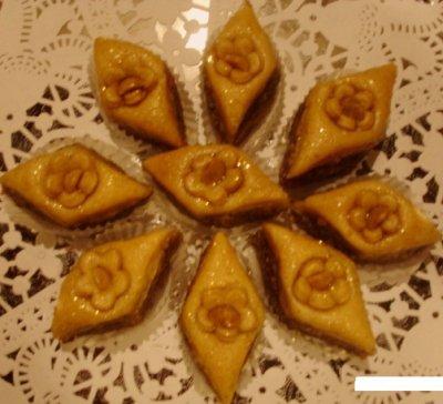 Pâtisseries Orientales vous propose le Baklawa...