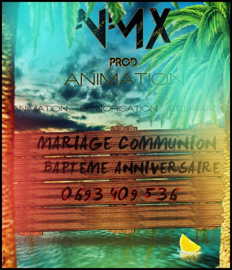 ☼ NMX PROD ANIMATION ☼
