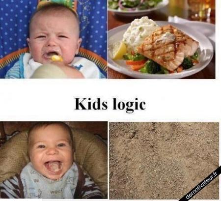 La logique de ouf' !