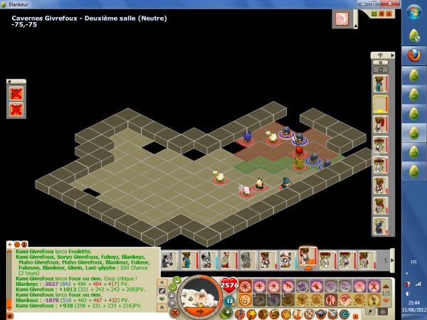 Je m'ennuyais, j'avais la flemme de tout faire donc décidé de tenter le Tengu !