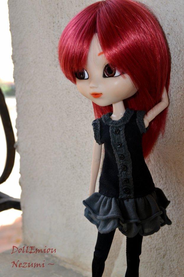 ♥ Séance photo de Nezumi ♥