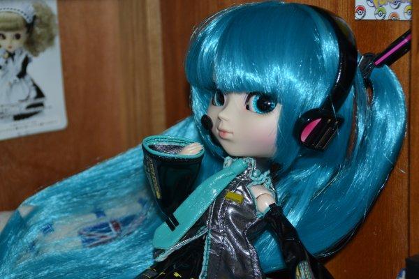 Miku Hatsune la nouvelle ! :3