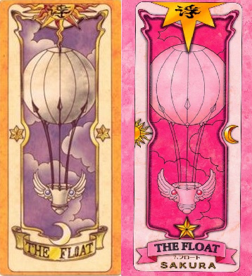 18 – Carte De L'Ascension ( 浮 The Float ) .