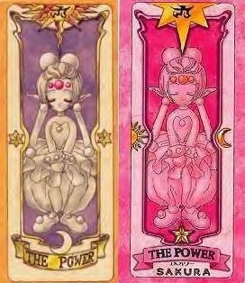 15 – Carte De La Puissance ( 力 the Power ) .