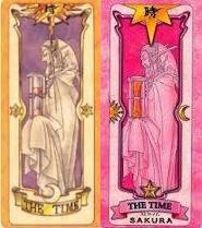 14 – Carte Du Temps ( 時 The Time) .