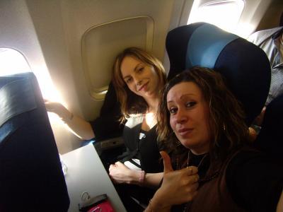 Nous dans l 39 avion fuerteventura - C est interdit dans l avion ...