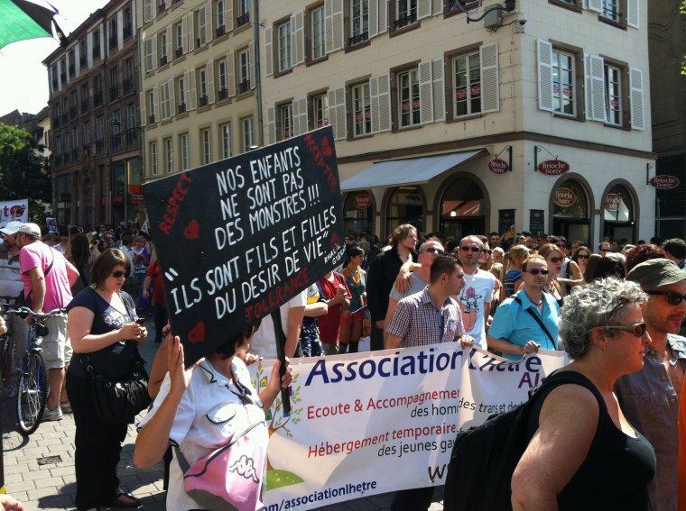 Marche des Visibilités 2012
