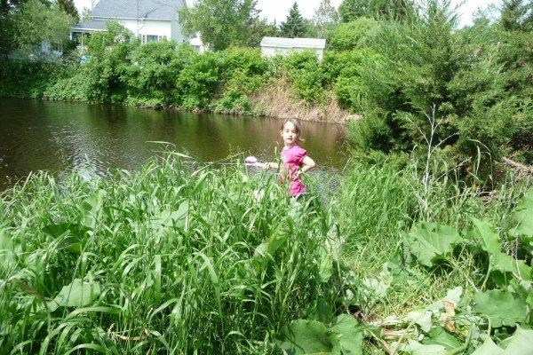 De bons moments à la pêche!