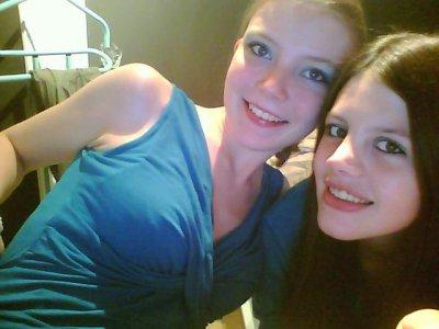Moi & Ma soeur :) (l)