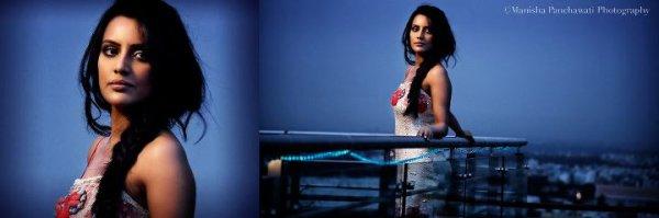 Photoshoot Of Priya Anand