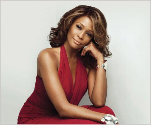 THE DIVA  whitney houston