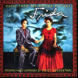 Frida Soundtrack / Paloma Negra (2002)