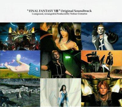 """Final Fantasy VIII""  / Ami (1999)"