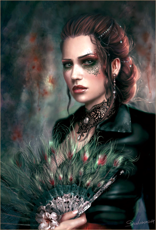 - 28 mai 2011 - Art by Anna Raven <