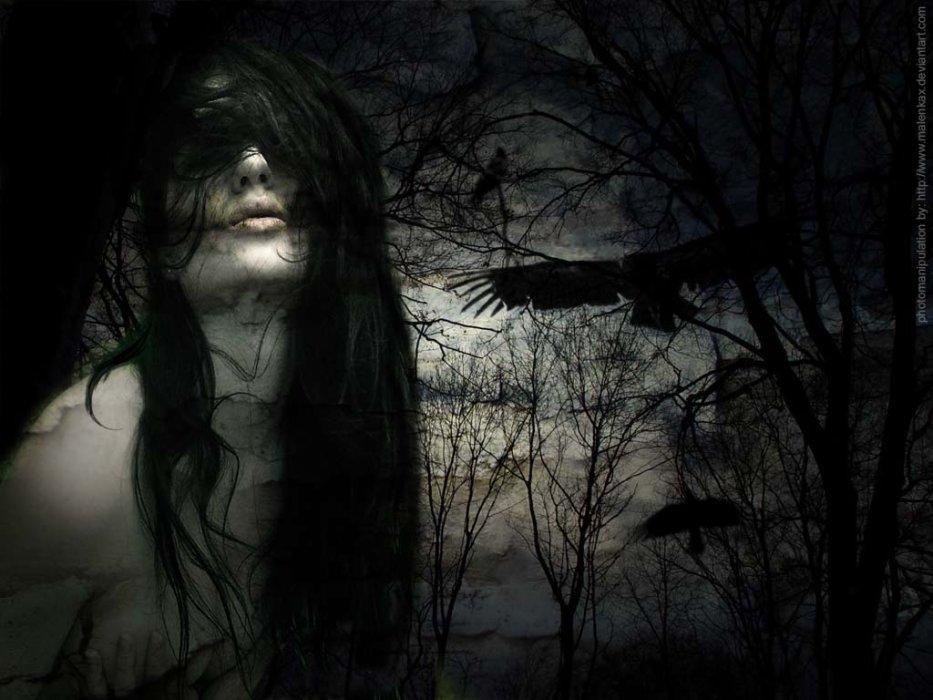 lumiere sombre