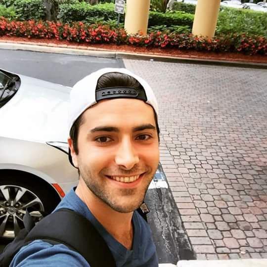 Photo instagram @freddiemsmith Goodbye Florida!!! It's been great! ✈️