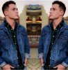 @ColtonLHaynes Back to the basics...pizza, original hair color, & cropping ur best friends out of photos