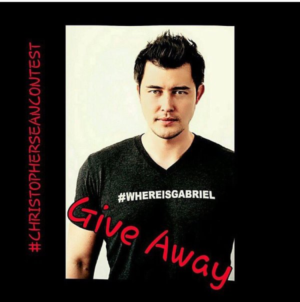 Photo instagram @ChristopherSean