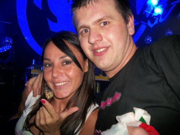 Dj Stephanie & me
