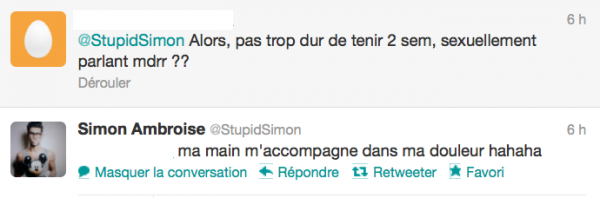 News twitter de Simon 24/05/12