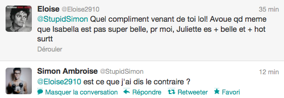 News twitter de Simon 02/06/12