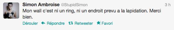 News twitter de Simon 12/06/12