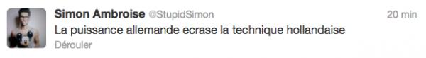 News twitter de Simon 13/06/12