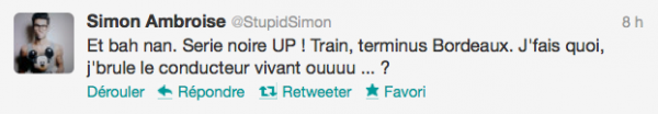 News twitter de Simon 18/06/12